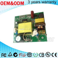high quality 3 years warrenry THD<10% resisting surge 4kv high effiency 280ma 15w constant current led driver
