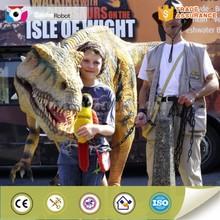 Dinosaur costume provided by zigong manufacturer