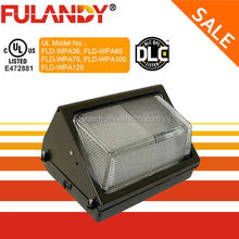 UL 120w led wall pack light,meanwell driver,CSA,SAA,CE,ETL ( No.:E472881)