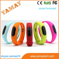smart band with pedometer function, Sports smart bracelet calorie, Bluetooth Smart Sport Silicone healthy Bracelet