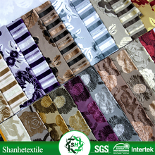 European and American market polyester cotton sofa upholstery fabric