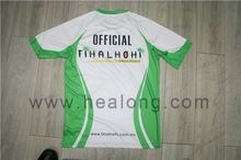 Healong Dye Sublimated 2015 Bulk Wholesale T Shirts