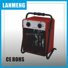 5000w Industrial electrical fan heater Hot