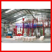 60T/D Wheat flour milling equipment with low price