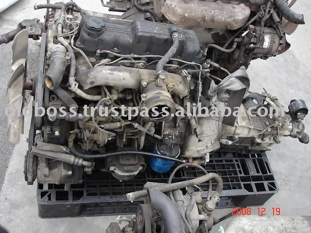 Used Engine-vn For Kia Wide Bongo