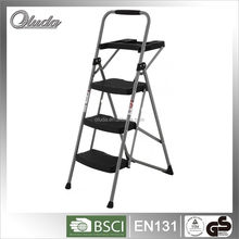Household Step Ladder with rubber feet,folding chair.