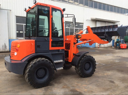 Europe popular type small truck with front end loader