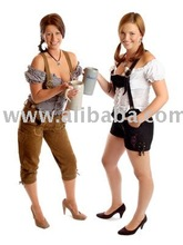 Ladies Bavarian Costumes