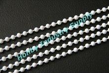 functional metal roller bind ball chain