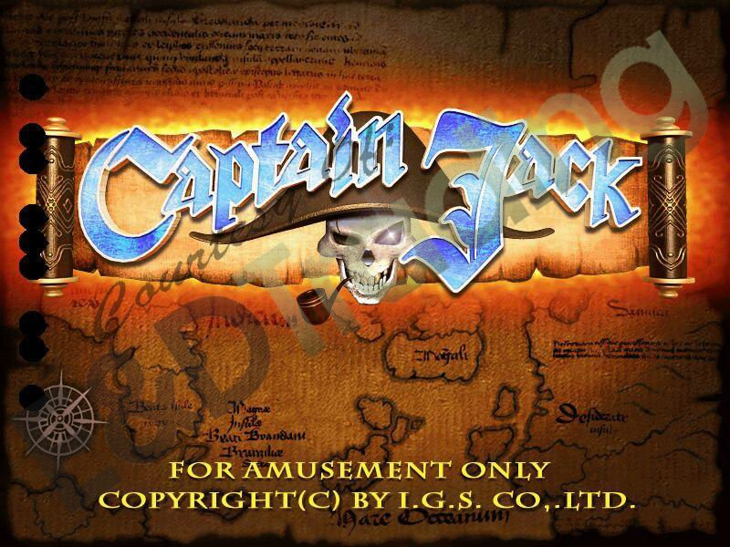 captain jack game