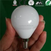 AC DC 3W 5W led bulb lights e14