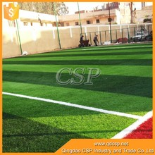 Good water permeability play safe artificial outdoor playground turf