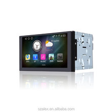 AL-5701 In Dash and CE Certification 2 Din Android Car DVD GPS with RDS/BT/DVR/WIFI