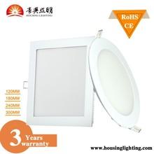 Competitive LED Slim Panel, Ultra Slim LED Panel, Shenzhen LED Panel Light