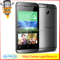 Hot selling latest mobile phones 3.5 inch dual sim card phone M8 whats app support and mobile phone price