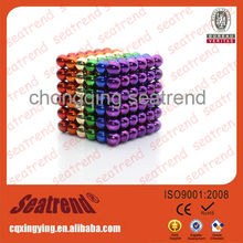 2014 Hot sale magic ball toy magnet ball / buckyballs / neocube