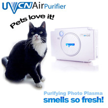 Maintenance free baby air purifier ozone generator