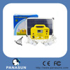 Solar lighting 10w small portable solar kit used for home use with speaker and radio