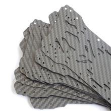 3mm carbon fiber sheet cnc processing carbon products