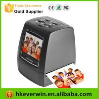 2.36 inch TFT LCD screen 10MP 3600DPI 35MM Negative Film Scanner