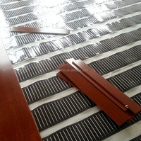 Carbon film underfloor heating to export to Europe and America