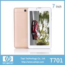 2700 mah 7 inch android 5.1 tablet pc with 4G function