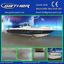 Factory supply agent wanted hot sale 6 persons 18ft/5.5m fiberglass boat, center console boat, fishing boat