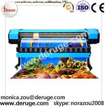 Deruge 54'' flexi 10 software,art sign,vinyl cutter printer