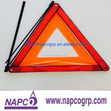 Car safety emergency kits warning triangle manufacturer