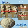 TCCA 90% cloro polvo