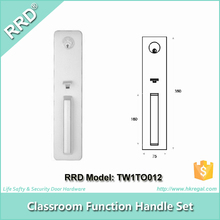 [RRD-TW1TO012] Stain Polish Classroom Function Handle set for Panic Device