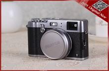 Best Selling Silver Fuji Fujifilm X100T Digital Camera (Black) w/32GB 16.2 MP SD Card NEW IN STOCK