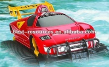 7 channel radio control amphibious car