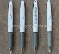 PS30001 2colors ink refill plastic ball pen for promotional gift can make your Logo MOQ1000pcs