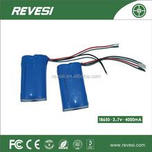 REVESI hot sale nimh aa 1500mah 3.6v battery rechargeable lithium ion 18650 nimh aa 1500mah 3.6v battery pack