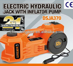 Portable DC 12V electric car jack price