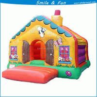 Hot sale inflatable halloween bounce house