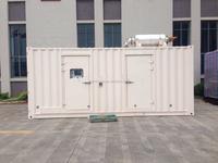 [GRANDNESS] TM1400 Container 1 MW 1275KVA by Original Japan Mitsubishi diesel generator, S12R-PTA with Stamford Leroy Somer