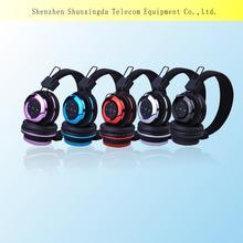 New Design Cool Wireless Bluetooth Hand-free Headphone