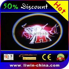quality granulated popular products auto led badge waterproofing car led badge products car led for QUEST auto