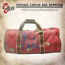 2013 Fashionable Canvas Travel Bag/Durable Sport Hand bag