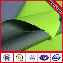 PTFE Membrane Laminated 100% Nylon Durably Waterproof Breathable, Windproof Fluorescent Fabric for Satety Clothing