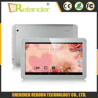 High quality 10.1 inch android tablet pc with dual cameras