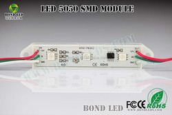 Dot matrix ucs1903 red/blue/white/green/yellow/tri color flexible led scrolling sign