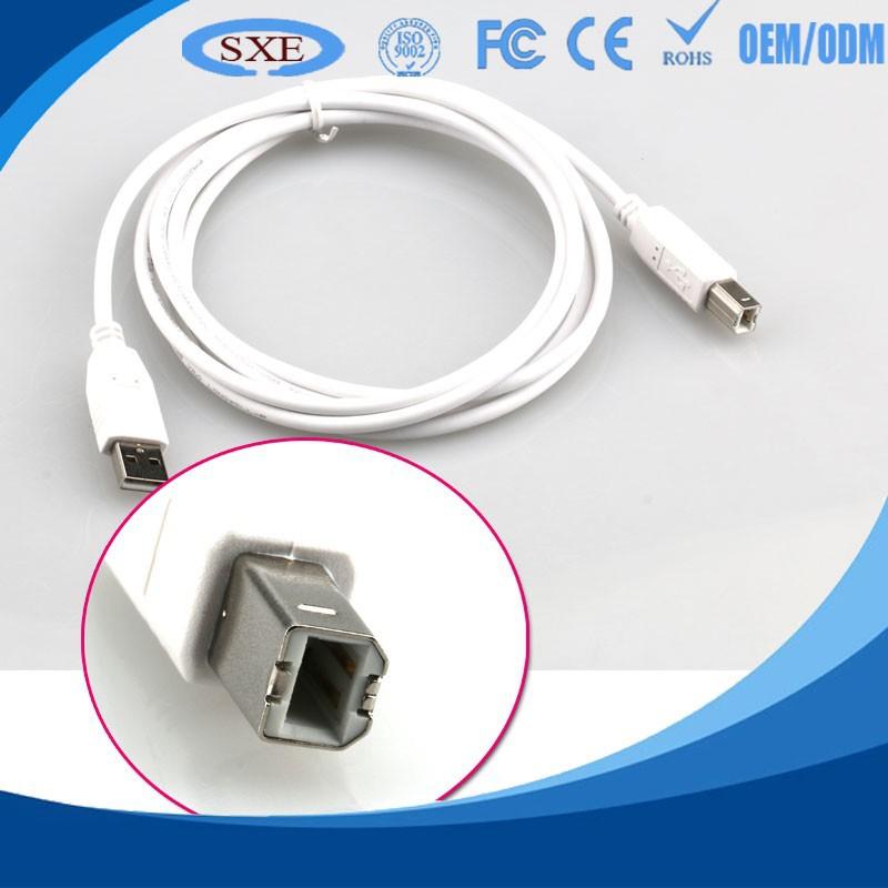 1m 10m 10 Ft Soft Usb 2.0 Am/bm Printer Cable For Pc Sp300 Am/bm ...