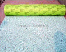 The best quality and the cheapest price of world brand Junrui carpet underlayment