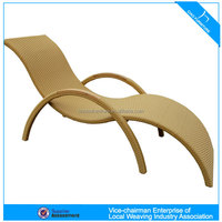 Water- resistant outdoor furniture chaise lounger (GB-19)