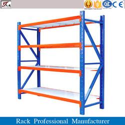 medium duty cold-rolled steel powder coat industrial steel shelving