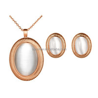 Wholesale HOT selling women fashion necklace No.LKG1507 crystal 18k gold plated jewelry