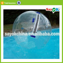 gaint inflatable water walking bouncing ball sales